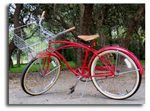 Dad's Bike